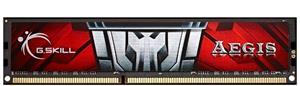 G.SKILL AEGIS DDR3 4GB 1600MHz CL11 Single Channel Ram